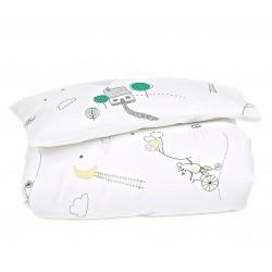 Happy Day - Bettwäsche für das Babybett