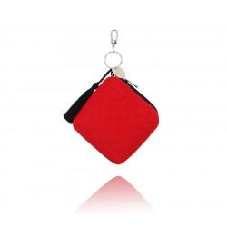 LULLALOVE Minibag – kleines multifunktionales Täschchen - ROT