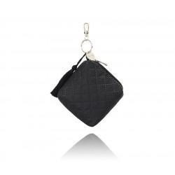 LULLALOVE Minibag – kleines multifunktionales Täschchen - SCHWARZ