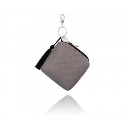 LULLALOVE Minibag – kleines multifunktionales Täschchen - SCHOKOBRAUN