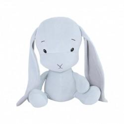 Effii - Häschen Gr.M 35cm - BLAU + graue Ohren