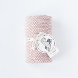 Petit Coco Ganzjahresdecke PARIS - Bambus + Baumwolle 75x90cm - ROSA
