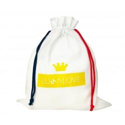 Lullalove Multifunktionaler Beutel Royal Label - Wäschebeutel, Spielzeugbeutel