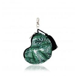 FARBOTKA Minibag – kleines multifunktionales Täschchen in Herzform - JUNGLE