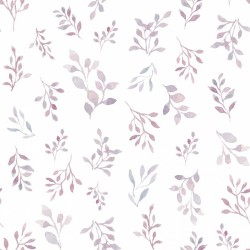 SAMIBOO - Musselindecke aus 100 % Bambus + Silver Plus Protection 75x100cm - THE LILAC