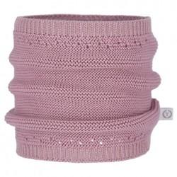YOSOY Loopschal aus 100% Baumwolle 1- 5 Jahre - DUSKY PINK