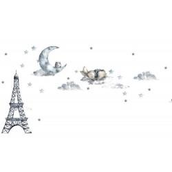 PETIT COCO hochwertige Wandsticker - HENRY & ANABELL PARIS