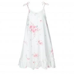 YOSOY Kleid aus 100% Bambus Gr. 116/122 - JAPANESE FLOWERS