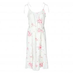 YOSOY Damen Kleid aus 100% Bambus Gr. S/M - JAPANESE FLOWERS