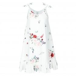 YOSOY Kleid aus 100% Bambus Gr. 104/110 - VINTAGE ROSES