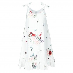 YOSOY Kleid aus 100% Bambus Gr. 116/122 - VINTAGE ROSES