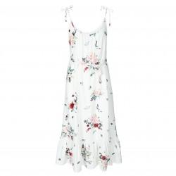 YOSOY Damen Kleid aus 100% Bambus Gr. S/M - VINTAGE ROSES