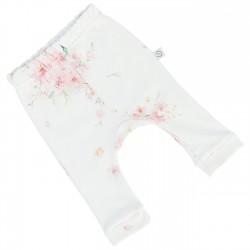 YOSOY Babyhose aus 100% Organic Cotton GOTS Gr. 68/74 - JAPANESE FLOWERS