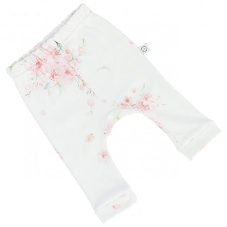 YOSOY Babyhose aus 100% Organic Cotton GOTS Gr. 56/62 - JAPANESE FLOWERS