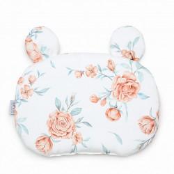 Qbana Mama - Babykissen Bärchen aus 100% Baumwolle 25x30cm - BLOOM REVIVAL